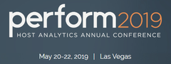 perform 2019 Host Analytics Annual Conference