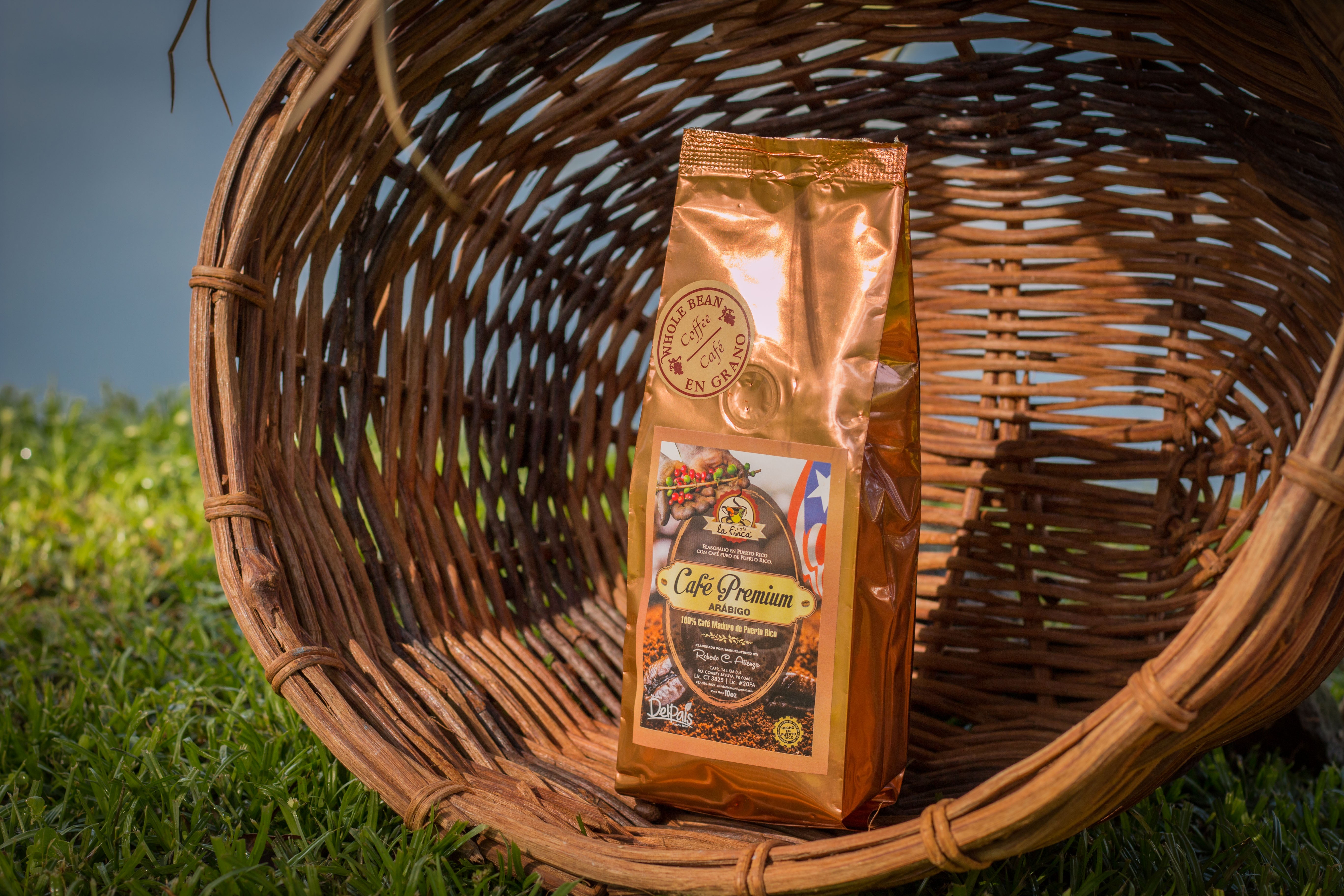 CAFÉ LA FINCA PREMIUM (10 oz. Whole bean)