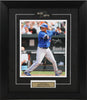 Ryan Goins Autographed and Framed 8 by 10 Photo