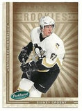 SIDNEY CROSBY 2005-06 Parkhurst Rookie Card #657
