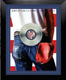 Bruce Springsteen - Born In the USA with Platinum Record