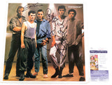 The Boomtown Rats 4x (with Bob Geldof) Autographed 'Boomtown Rats In The Long Grass Album (JSA)
