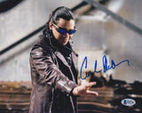 Carlos Valdez (as Cisco Ramon) Autographed 'The Flash' Photo (Beckett)