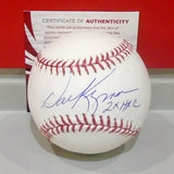 Dave Kingman Signed Baseball