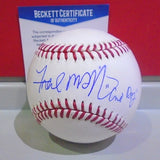 Fred McGriff Autographed Baseball (BAS)