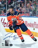 Darnell Nurse Autographed 8x10 Photo (Behind the Net)