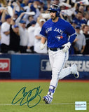 Chris Colabello Autographed 8 by 10 Photo