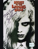 George Romero (Director - Night of the Living Dead) Autographed 8 by 10