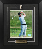 Stephen Ames Autographed and Framed 8 by 10