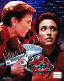 Nana Visitor (as Kira Nerys) Autographed 8 by 10