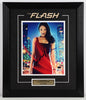 Candice Patton (as Iris West) Autographed and Framed 8 by 10 'The Flash' Photo (Beckett)