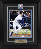 Cavan Biggio Autographed and Framed 8 by 10 Photograph