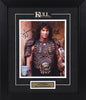 Kevin Sorbo (as Kull the Conquerer) Autographed and Framed