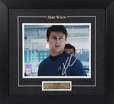 Karl Urban (as Leonard 'Bones' McCoy) Autographed and Framed