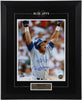 Roberto Alomar Autographed and Framed 11 by 14 Photo ( ALCS Homerun)