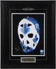 Mike Palmateer (Mask) Autographed and Framed 11 by 14 Photo