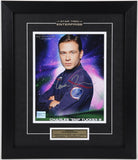 Connor Trinneer (Commander Tucker) Autographed and Framed
