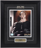 Marc Alaimo (as Gul Dukat) Autographed and Framed