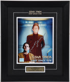 Rene Auberjonois (Constable Odo) Autographed and Framed