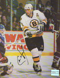 Cam Neely #2 Autographed 8 by 10