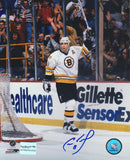 Cam Neely #1 Autographed 8 by 10