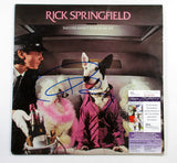 Rick Springfield Autographed Record Album Success Hasn't Spoiled Me Yet