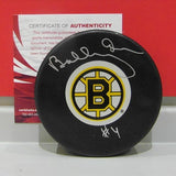 Bobby Orr Autographed Puck