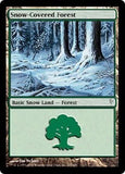 Snow-Covered Forest (Coldsnap)