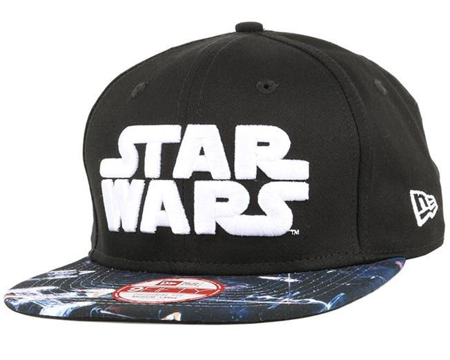 STAR WARS GRAPHIC 9FIFTY STAWAR BLKXPT M 11305311