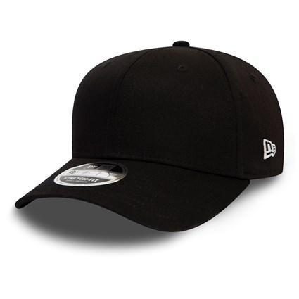 NE ESSENTIAL STRETCH SNAP NEWERA BLKWHI 11871399-1