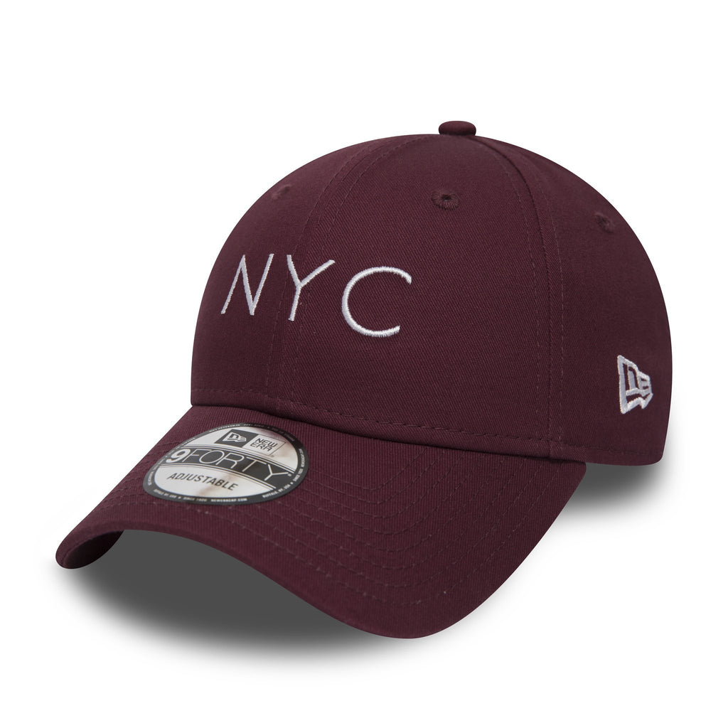 NE ESSENTIAL 9FORTY NEWERA MRNWHI OSFM 11871408-1