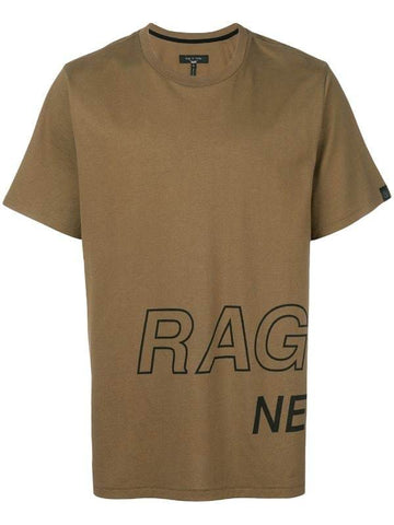 RB WRAP AROUND TEE M282T22U8 ARMY