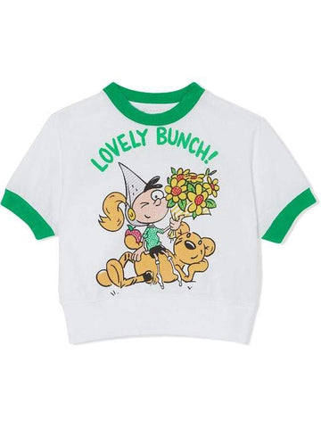 Tricou  Lovely Bunch Burberry