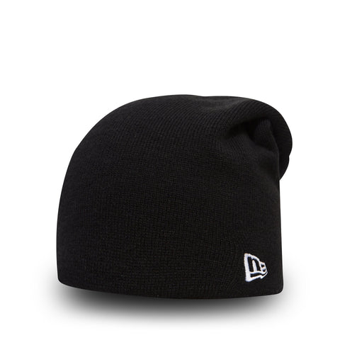 SEASONAL LONG KNIT NEWERA BLK 80524566