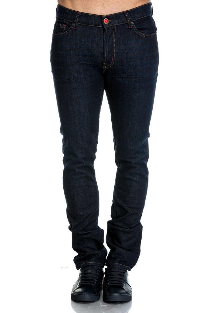Jeans  Ronnie Special Edition Burning Clean Blue 7 For All Mankind Barbati JSD4R60XFT