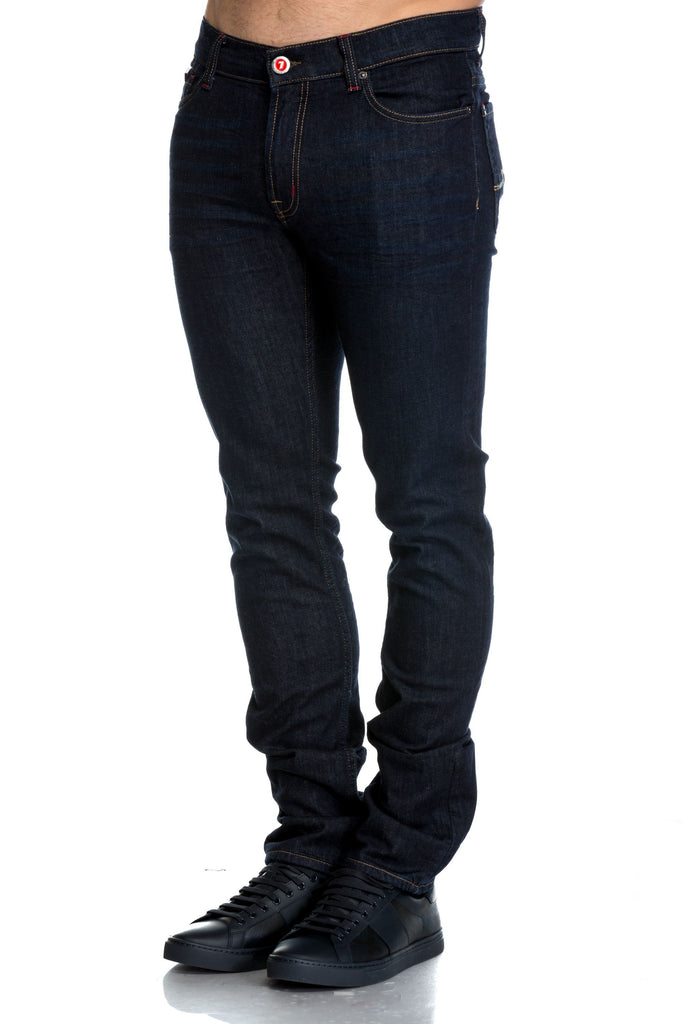 Jeans  Ronnie Special Edition Burning Clean Blue 7 For All Mankind-4