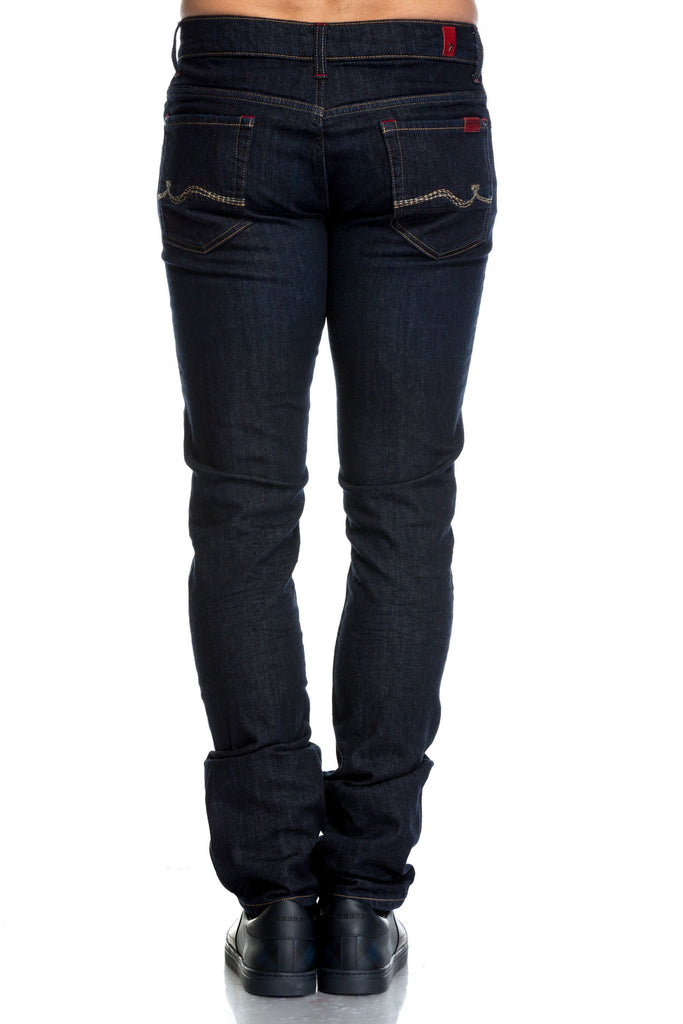 Jeans  Ronnie Special Edition Burning Clean Blue 7 For All Mankind-2