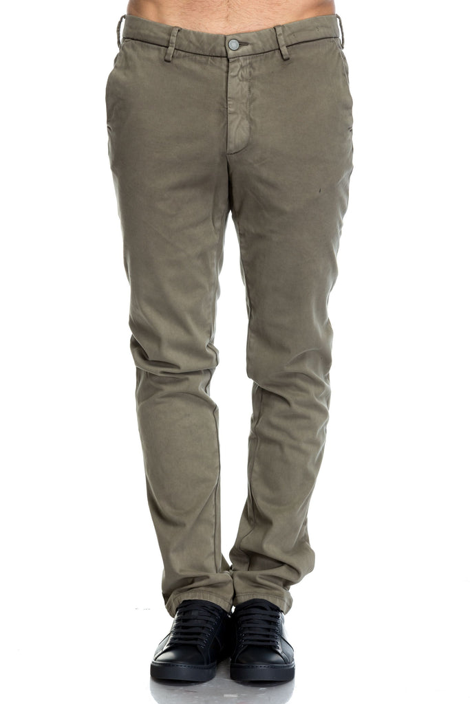 Jeans  Tailored Chino Light Sage Luxe Performance 7 For All Mankind Barbati JSNFT490LS