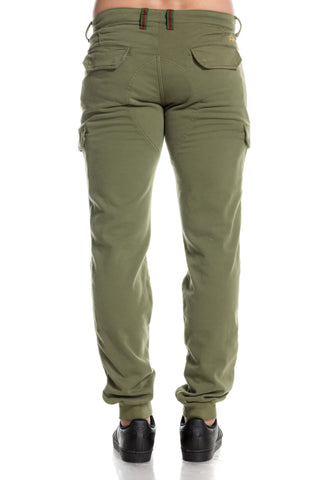 Pantaloni  French Terry La Martina