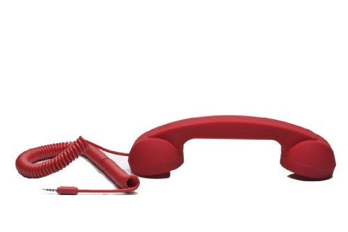POP RED HANDSET