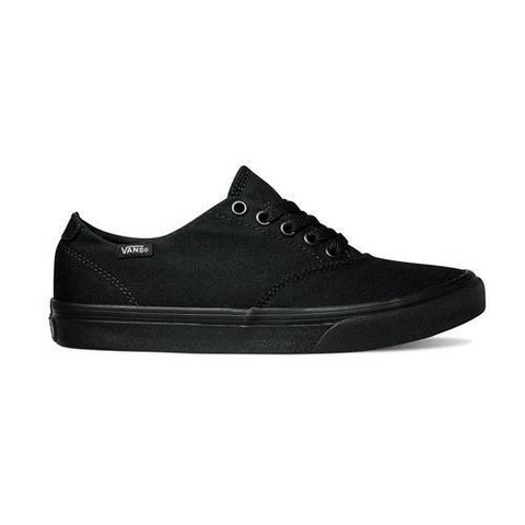 W Winston Decon (Canvas) Black VN00018N1861