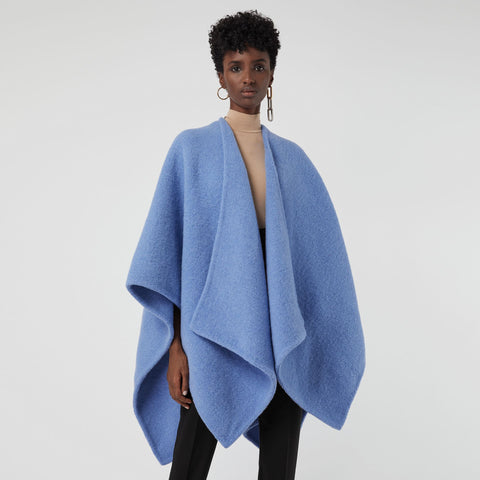 Poncho  Skyline Burberry
