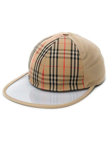 Sapca  Baseball Burberry