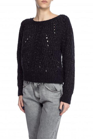 CYVERLY SWEATER WP12CYVERLY BLA01