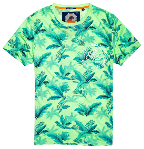 BOARD RIDERS POCKET LITE WEIGHT TEE