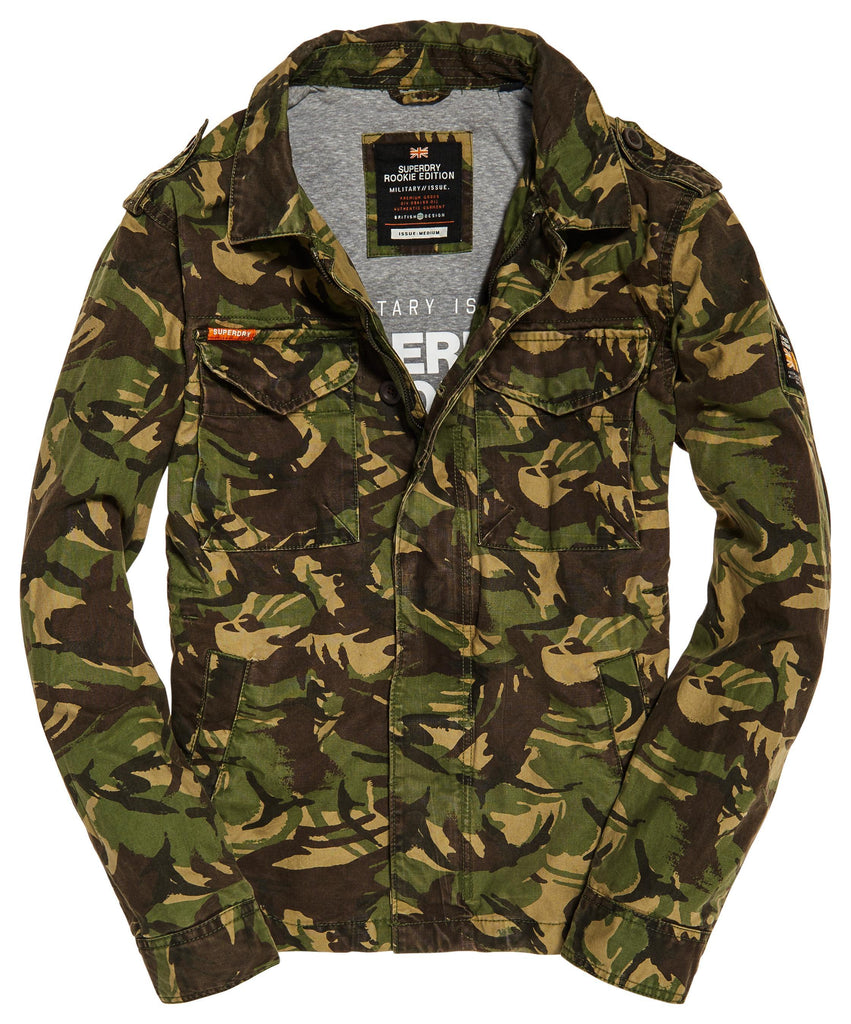 ROOKIE DECK JACKET