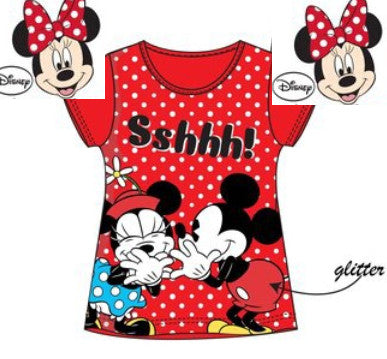 Tricou de bumbac Minnie  Disney