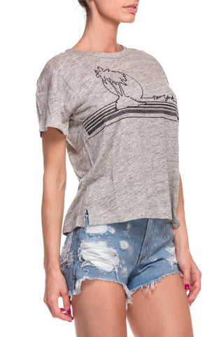 T-SHIRT W274C40PG GREY