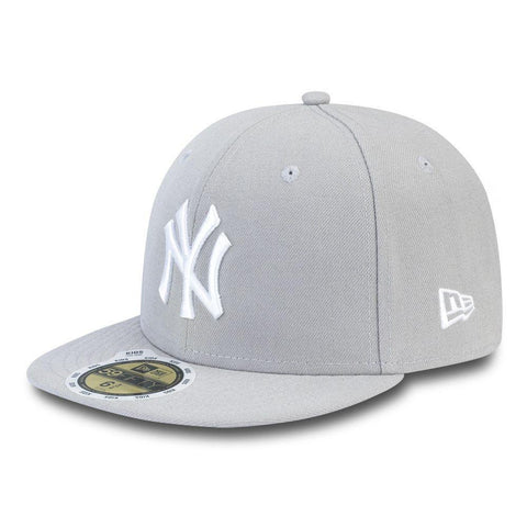K 5950 MLB LEAGUE BASIC NEYYAN GREY/WHT 10879080