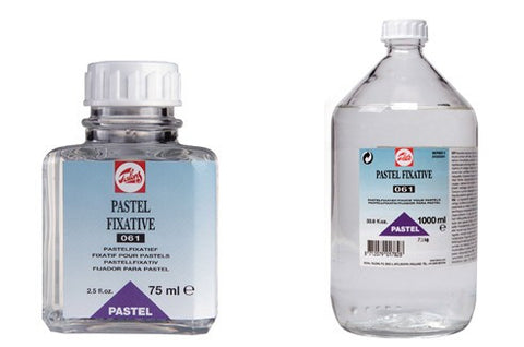 TALENS PASTEL FIXATIVE 061 75ml, 1000ml